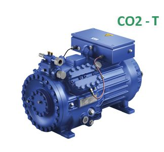Gea Bock compressors co2 transcriticial